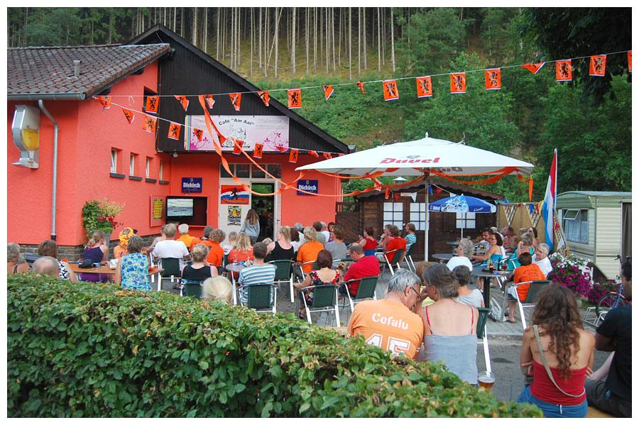 Café 'Am Aal'